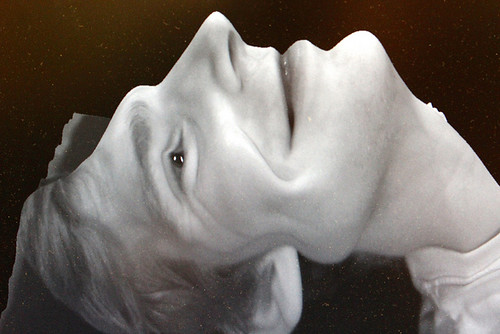 4D face photographed using fully interactive facial capture software