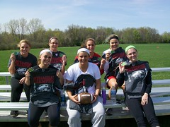 Womens Flag Football | Spring 2013