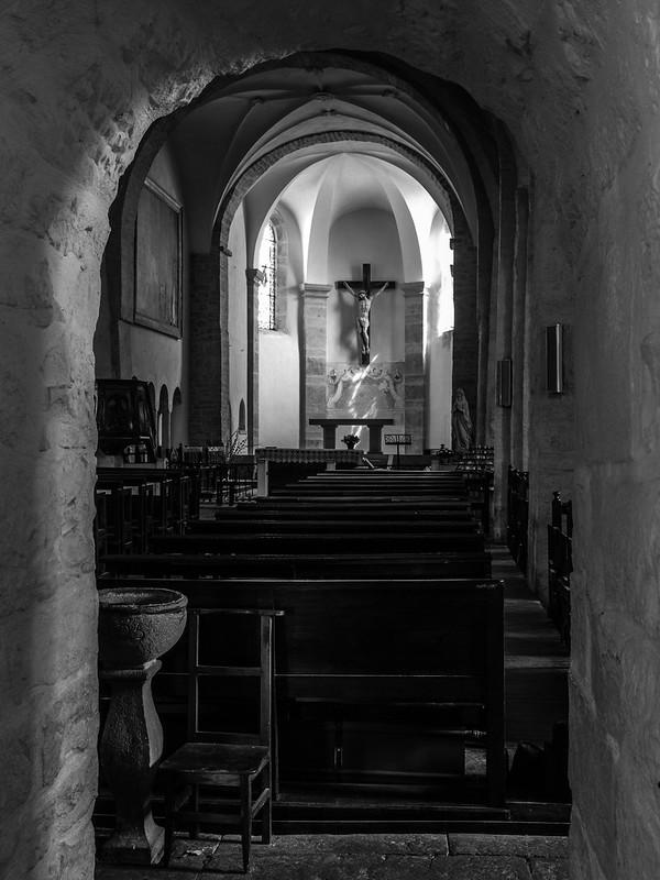 Jura - Église Saint-Pierre de Château-Chalon 8692401175_8e2bacef15_c