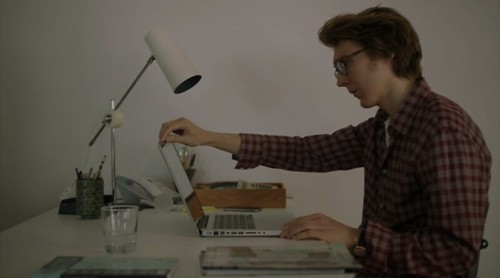 Ruby Sparks - Kevin & MacBook Pro