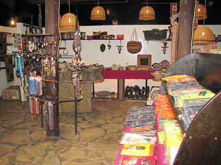 Mara Intrepid gift shop - Almost every lodge has one!