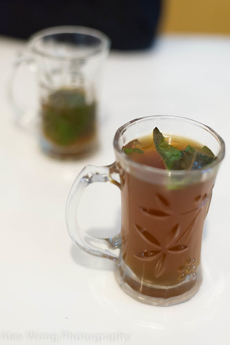Tunisian Mint Tea