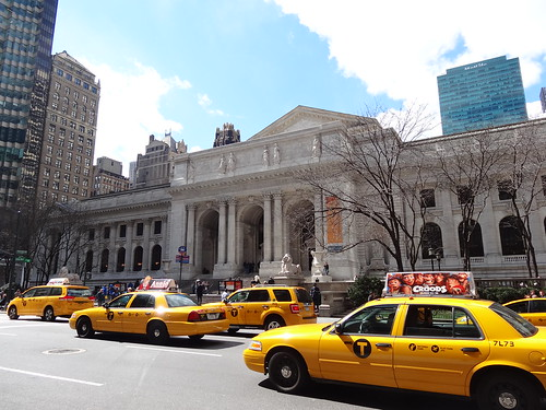 The New York Public Library main building