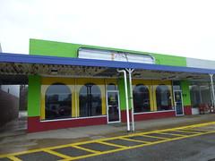 Former Tijuana's Grill in Vermilion, Ohio