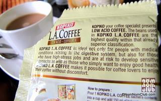 Kopiko LA Instant Coffee