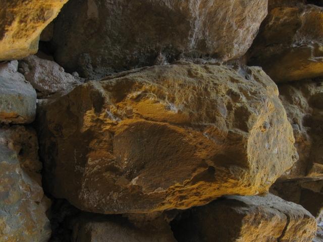 Грот. Камень