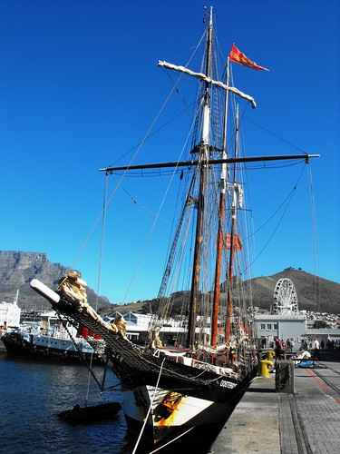 Copy of Dutch Tall Ships V & A Waterfront 4 May 2013 008 by chrisLgodden