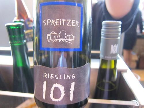 101 Riesling 2012