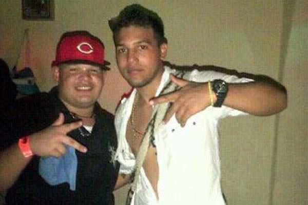 joven muerto en accidente de moto y su amigo herido