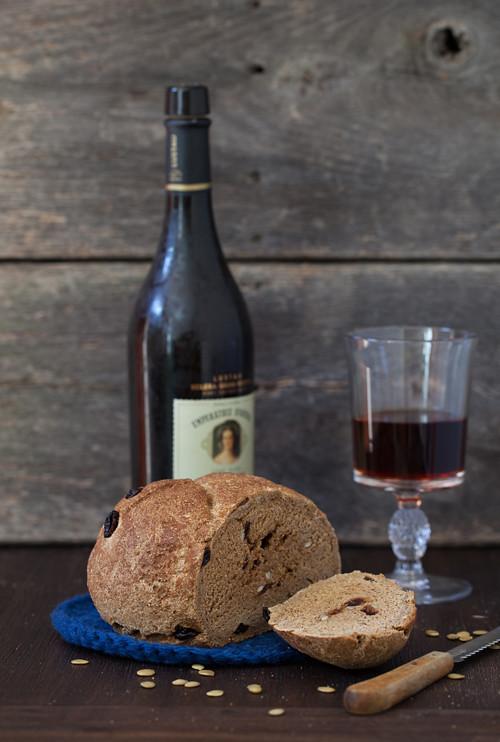 Rye Cherry Bread 5