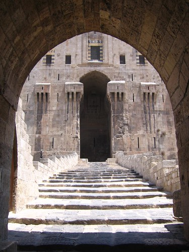 Ciudadela de Alepo (Siria)