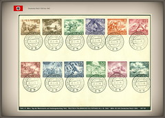 Stamps Germany Deutsches Reich 1933 -1945