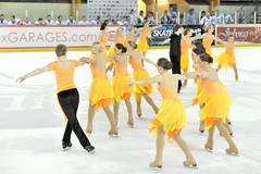 sports(0.0), skating(1.0), ice dancing(1.0), winter sport(1.0), recreation(1.0), axel jump(1.0), outdoor recreation(1.0), ice skating(1.0), synchronized skating(1.0), figure skating(1.0),