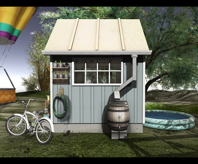 PILOT - Garden Shed for May C88