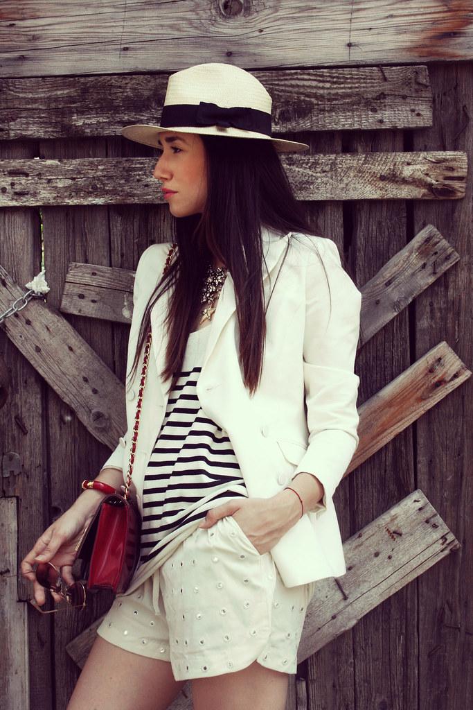 diana enciu - summer outfit