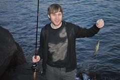 Fishing In Pirates Bay