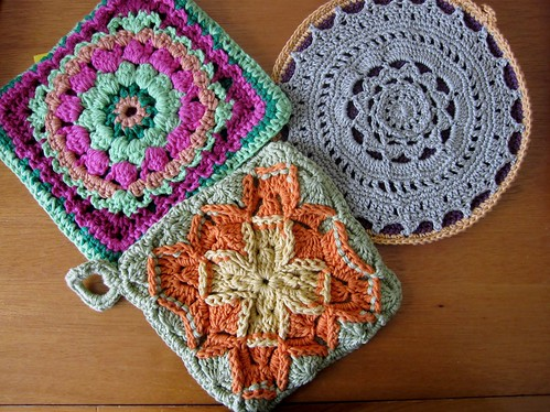 2013 Potholder swap