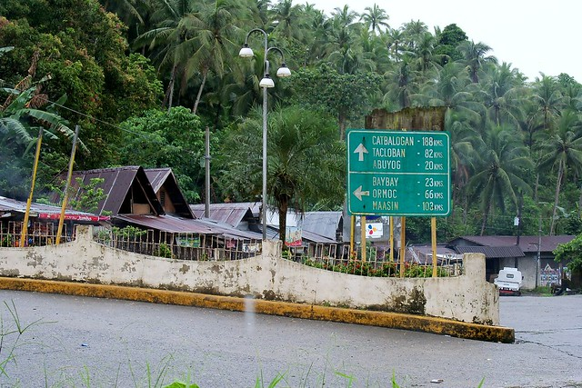 Mahaplag junction