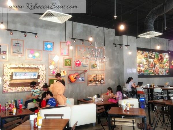Big Hug Burger - SS15 Subang Square - burgers in subang