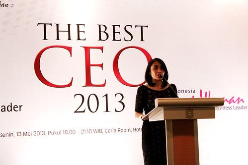 Indonesia Young Women Future Leader 2013: Testimoni Kuntum Bainina Adelia.