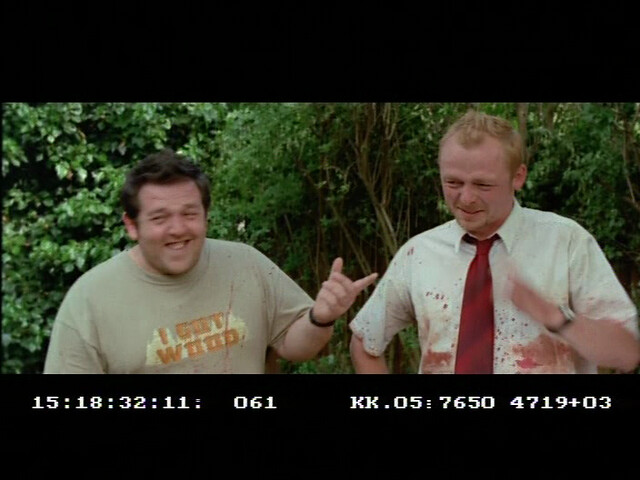 'Shaun of the Dead' Photo-a-day / Shoot Day 22 / June 4th, 2003