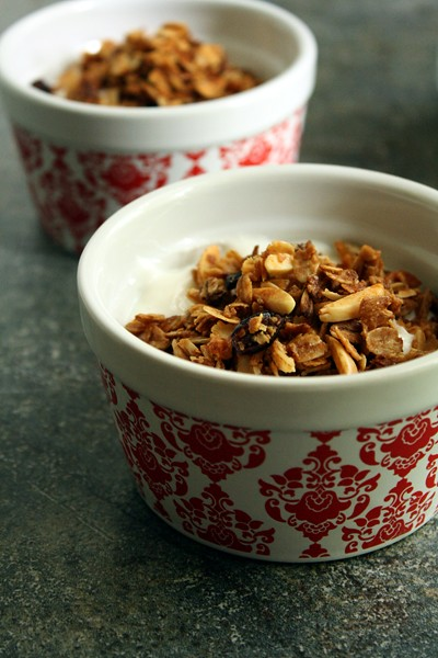 8927719086 7c540e8ede z A Secret Recipe: Sweet Vanilla Granola
