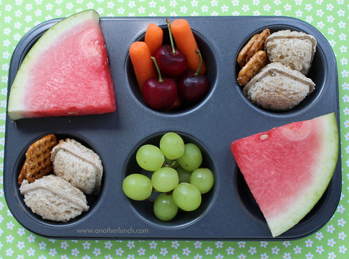 Muffin Tin Monday - perfect easy picnic