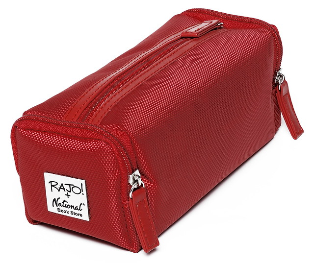 Rajo Pouch Red