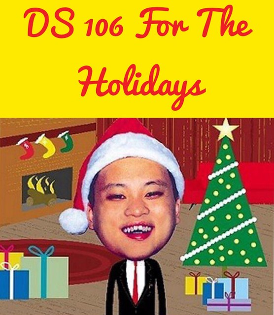 DS106 For The Holidays album cover  #dailycreate  #tdc1045 #ds106