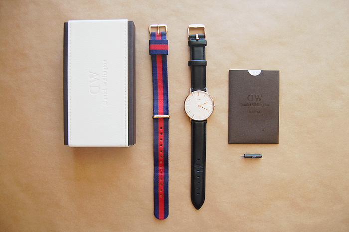 daniel wellington oxford sheffield