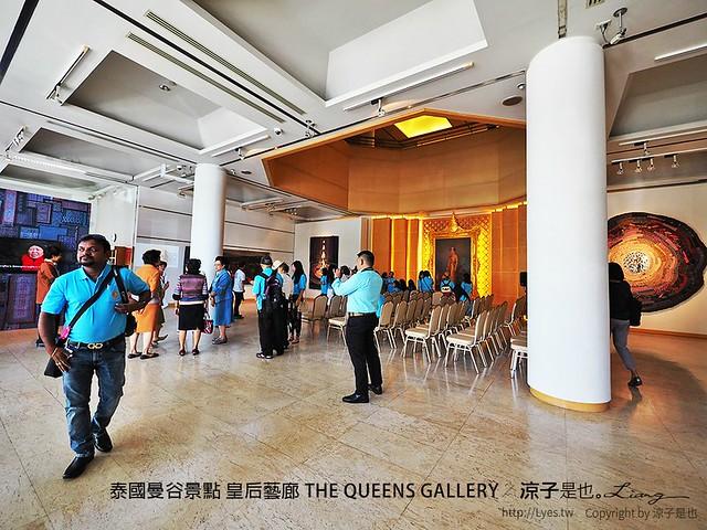 泰國曼谷景點 皇后藝廊 THE QUEENS GALLERY 13