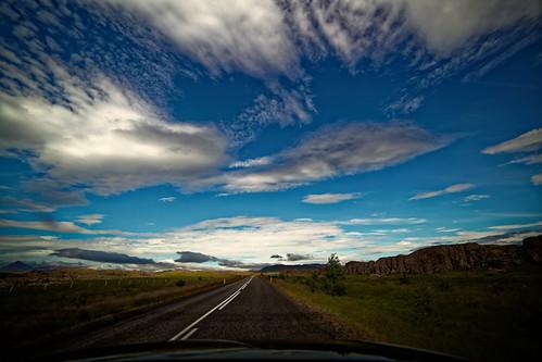 road vesturland island