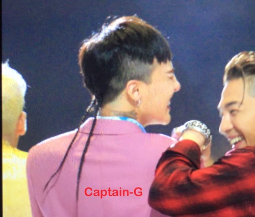 Big Bang - MAMA 2015 - 02dec2015 - Captain G - 05