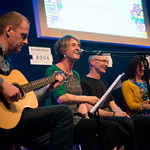 Pilgrimer | Karine Polwart takes part in a special event of readings and music © Alan McCredie