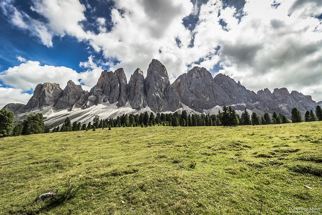 Odle - Val di Funes