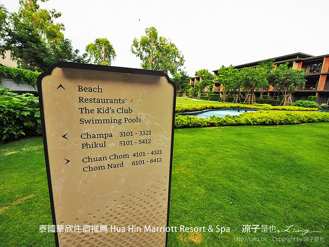 泰國華欣住宿推薦 Hua Hin Marriott Resort & Spa 75