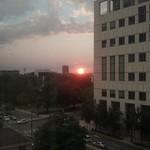 Sunset in Charlotte