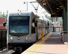 Metro GOLD LINE  Train #713