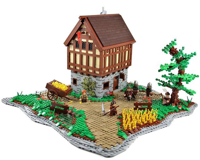 The Old Oak Inn