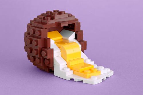 Creme Egg by powerpig