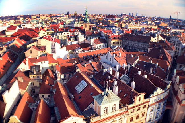 Prague Old Town From Above 9