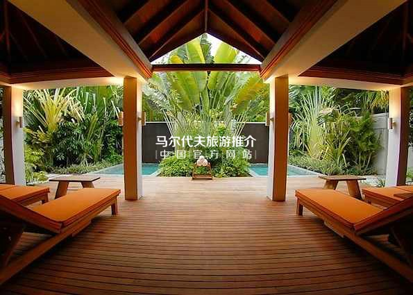 薇莉岛安纳塔拉酒店[Anantara Veli Resort]水疗SPA