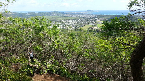 View from Olomana Trail by ** Gudenius **