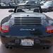 2011 Porsche 911 Carrera S Cabriolet Basalt Black on Black 6spd in Beverly Hills @porscheconnection 1174