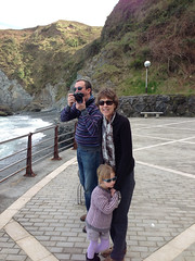 Photographer and Family