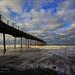 Saltburn Pier by ScudMonkey