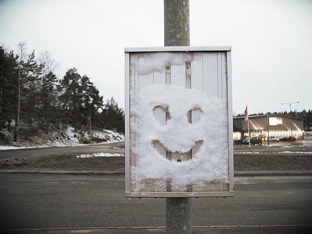 Smile, it's spring!