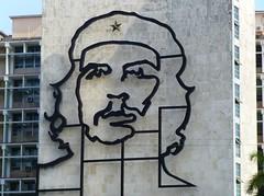 Ministerio del Interior - Plaza de la Revolución, La Habana, Cuba