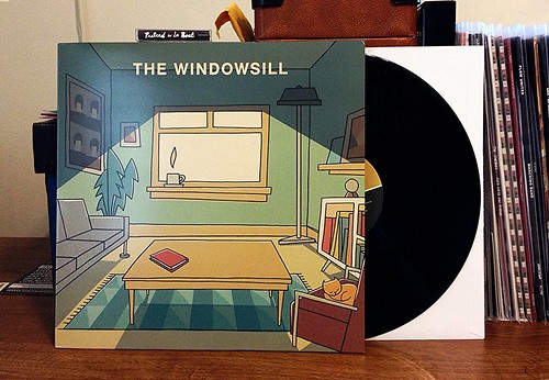 The Windowsill - S/T LP by Tim PopKid