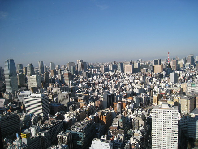 travel in tokyo